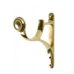 BB Brass Standard Bracket-379x380