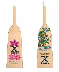 RHKYC Captains paddle