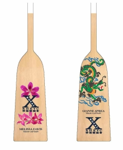 RHKYC Captains paddle